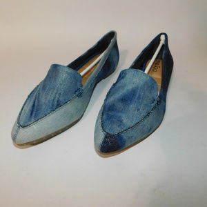 me too Shoes - New without box ME TOO Denim Loafers 8 1/2M